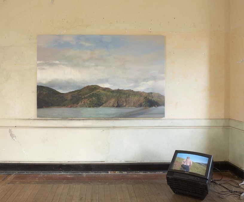 Golden Gate Bridgeless, Project Space, Headlands Center for the Arts