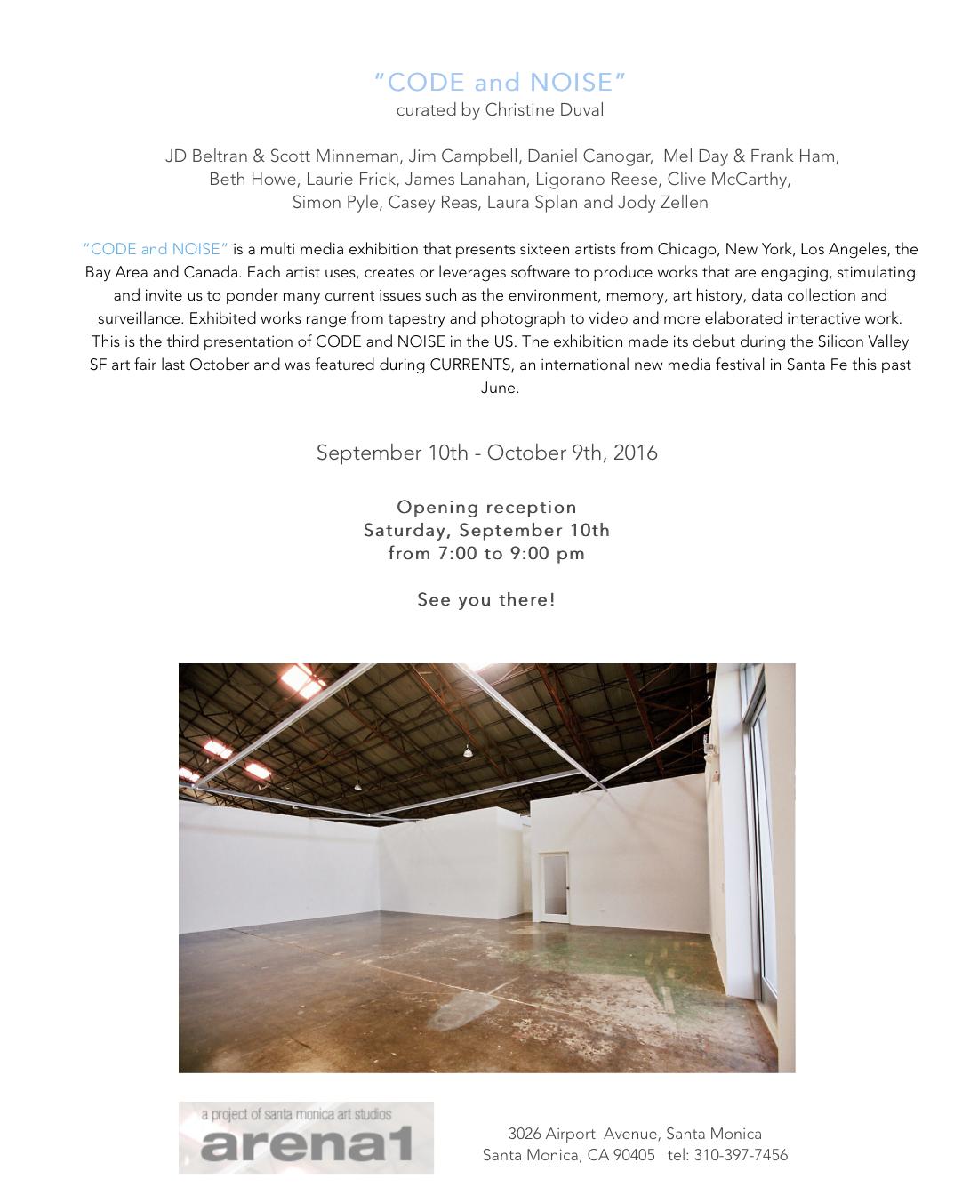 Arena1 Gallery, Santa Monica