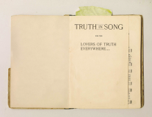 Truth in Song